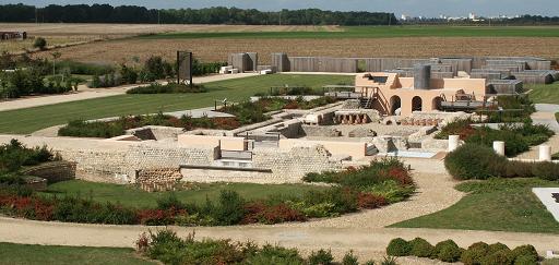 Thermes du vieil evreux jardin arch ologique 971 l for Jardin l encyclopedie