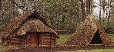Hutte Celte